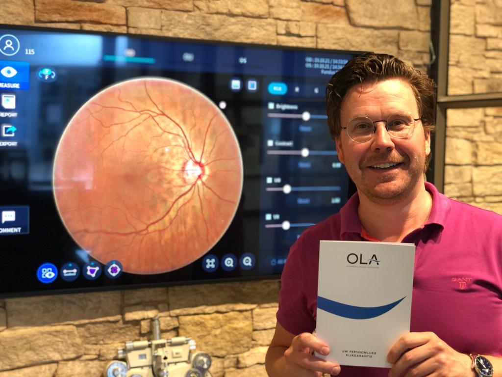 preventief oogonderzoek